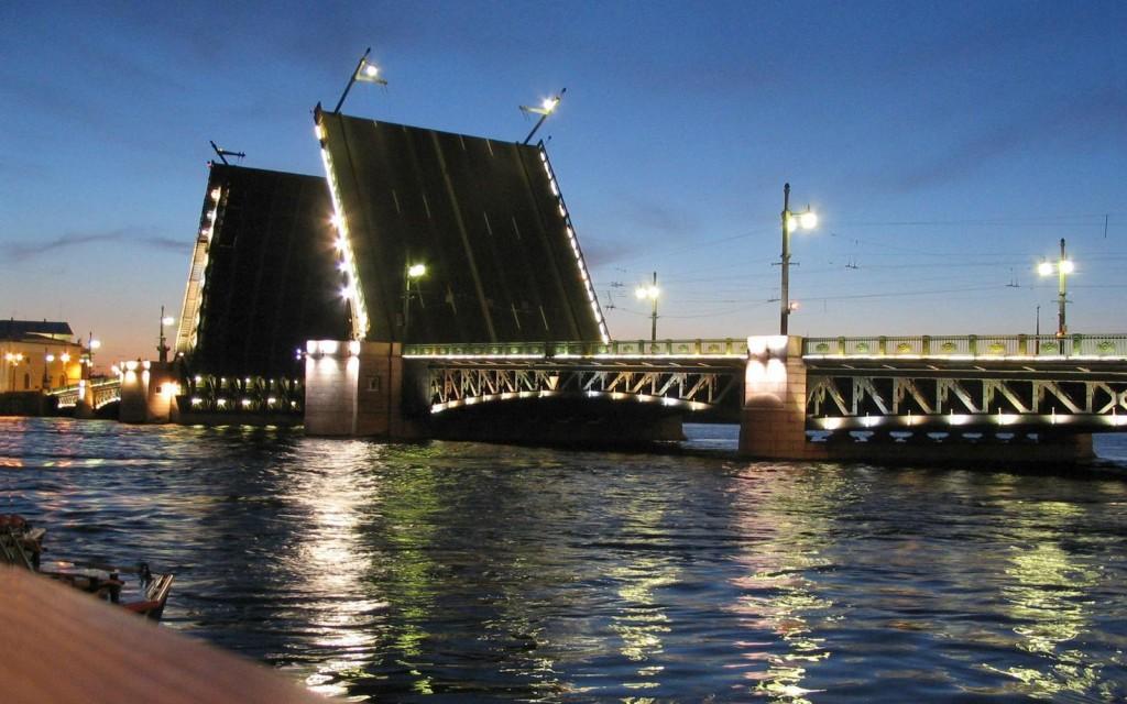 питер мосты